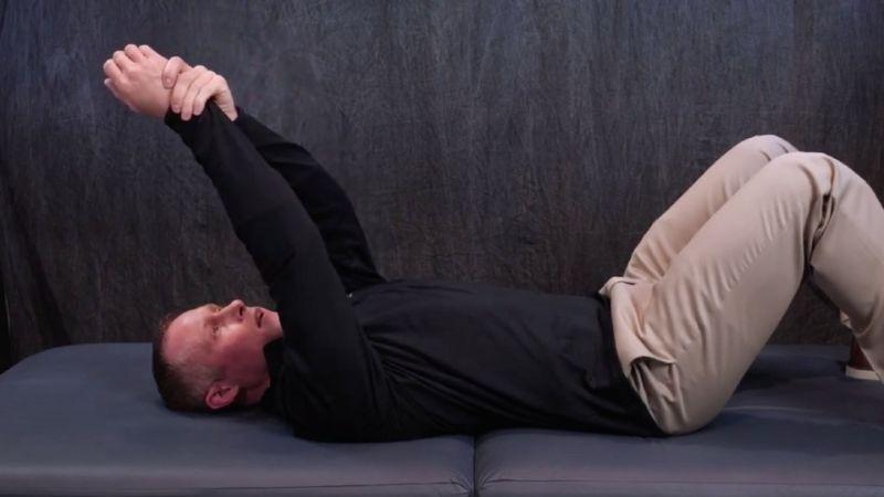 Shoulder 2: Post Shoulder Surgery Exercises Weeks 1-2