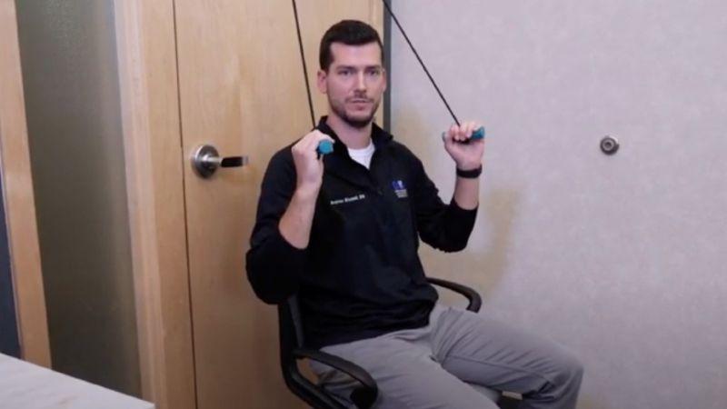 Shoulder 4: Post Shoulder Surgery Exercises Weeks 3-6